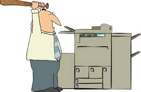 DO NOT TRY TO FIX IT YOURSELF ! Call us today we are an Authorized Dealer for Konica Minolta, Kyocera Copystar copiers and fax, Panasonic fax equipment, Canon copiers and fax equipment and an Authorized Service Center for Brother, Samsung, Fellowes and Intimus product line, all of our in-house and on-site technicians are factory trained. 845-454-4171